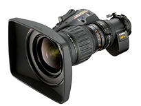 Canon 9x5.5 High Definition lens rental