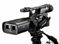 Panasonic ag-3DA1 camera rental