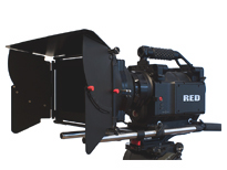 RED One camera rental