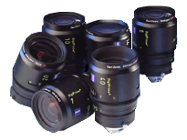 Zeiss Digiprime Lenses rental